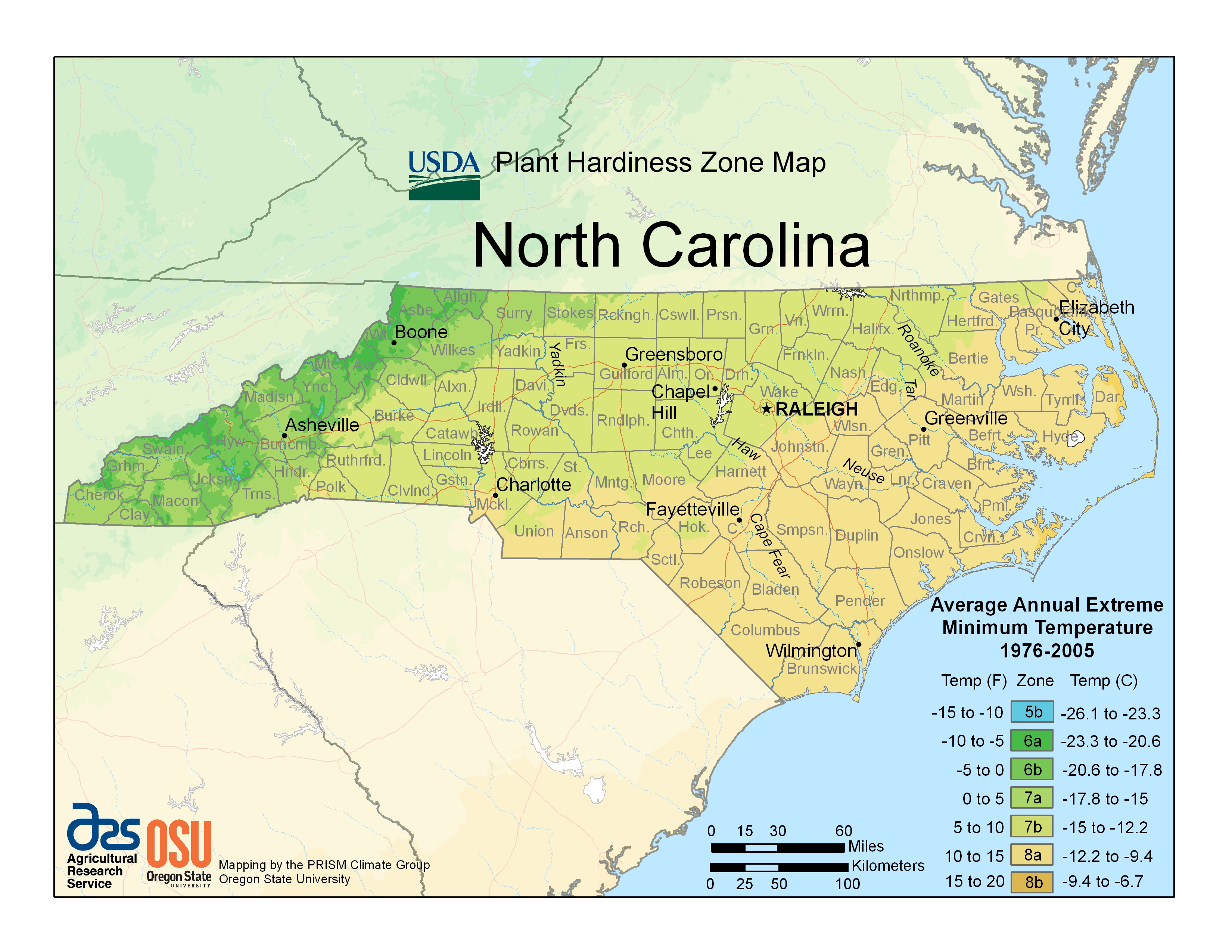 When can i plant in north carolina for Soil zones of india